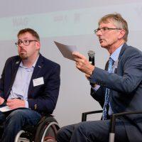 Christoph Dirnbacher und Manfred Pallinger