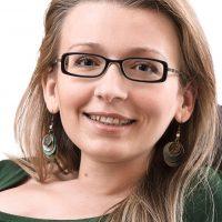 Porträt von Jasna Puskaric