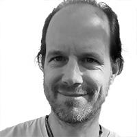 Gregor Rosei: lächelnder Mann
